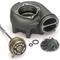 Thumbnail banks 24458 quick turbo compressor wheel big head wastegate