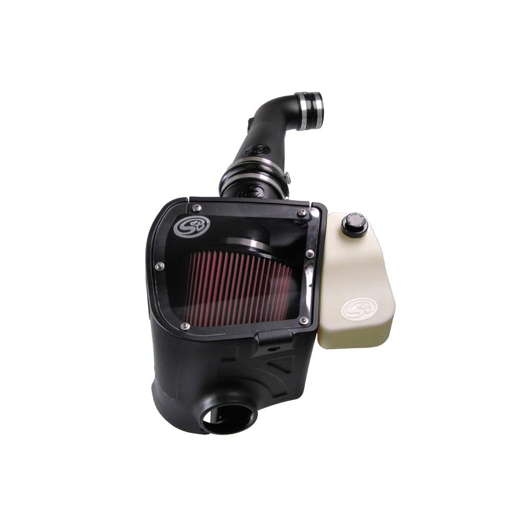 S/&B Cold Air Intake Scoop 2009-2010 FORD F150 5.4L GAS AS-1007