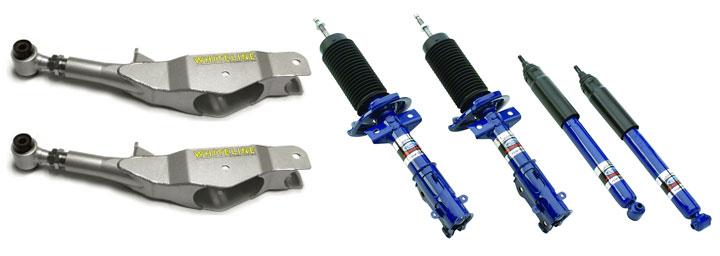 Muscle car suspension parts